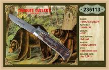 Grizzly Cut Bone