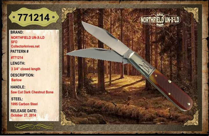 2014 Releases Great Eastern Cutlery
