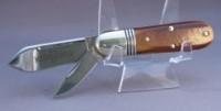 #25208 Tidioute Cutlery, Tan Barlow Bone
