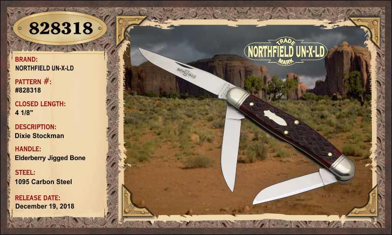 82 Dixie Stock Knife Great Eastern Cutlery