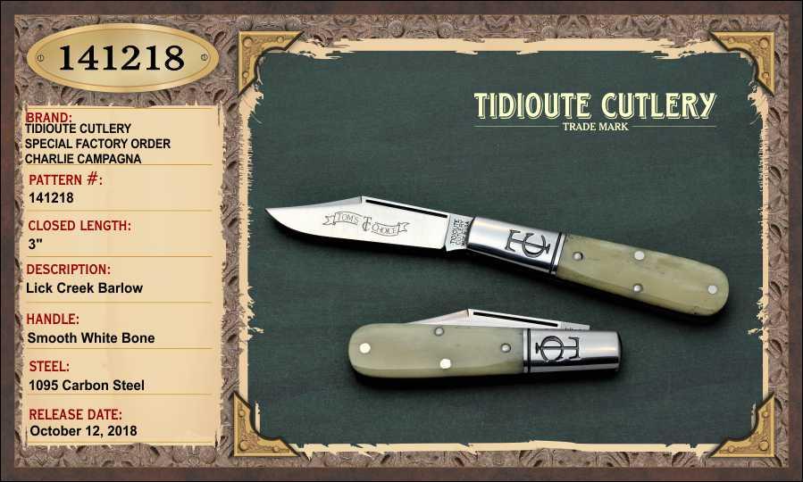 14 Lick Creek Boys Knife Amp Barlow Great Eastern Cutlery